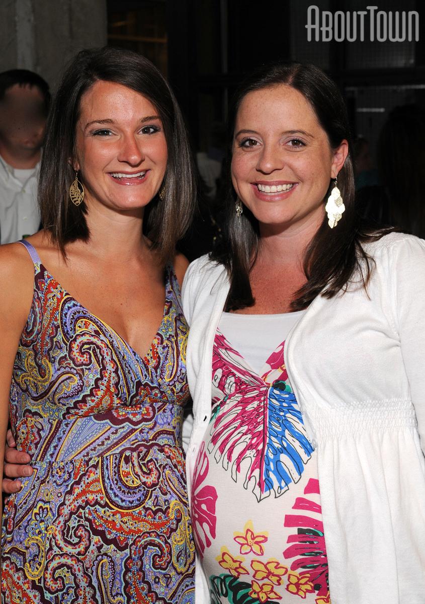Leah Knight, Rachel Waters