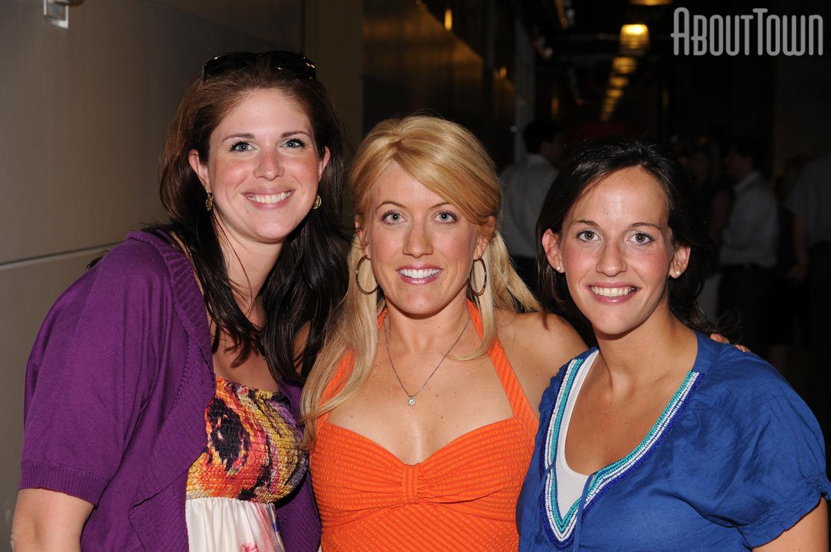 Sarah McDonald, Callie Dunaway, Abby Moore