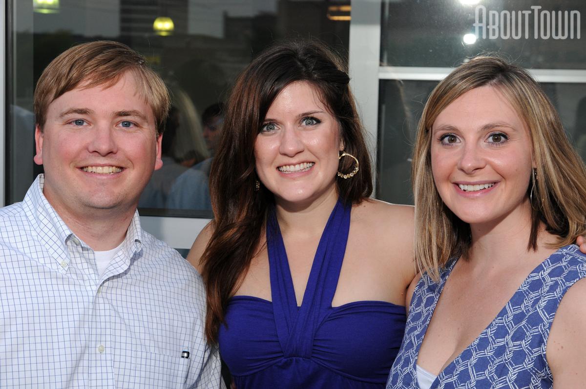 Brad Cleage, Ruth Douglas, Stephanie Magnus