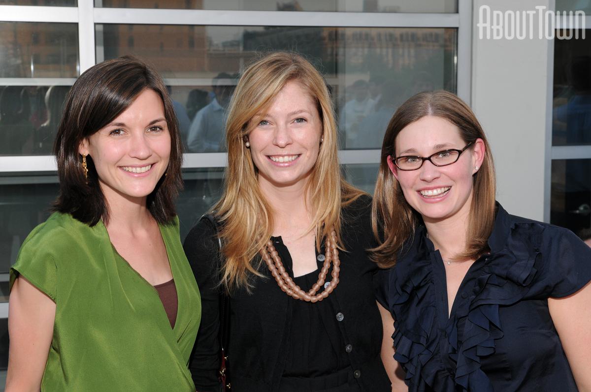 Catherine Gregory, Katie Bee Marshall, Kelli Fleming