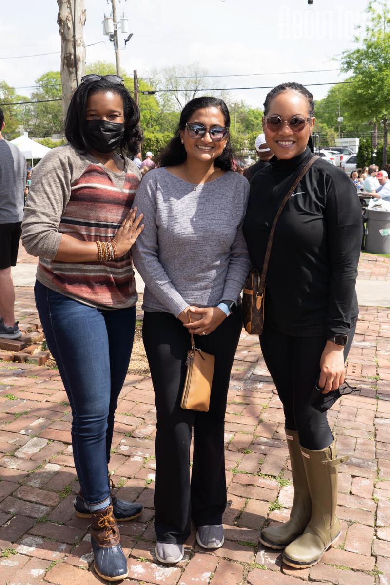 Angela Watkins, Vila Fisher, Floresha Woodall