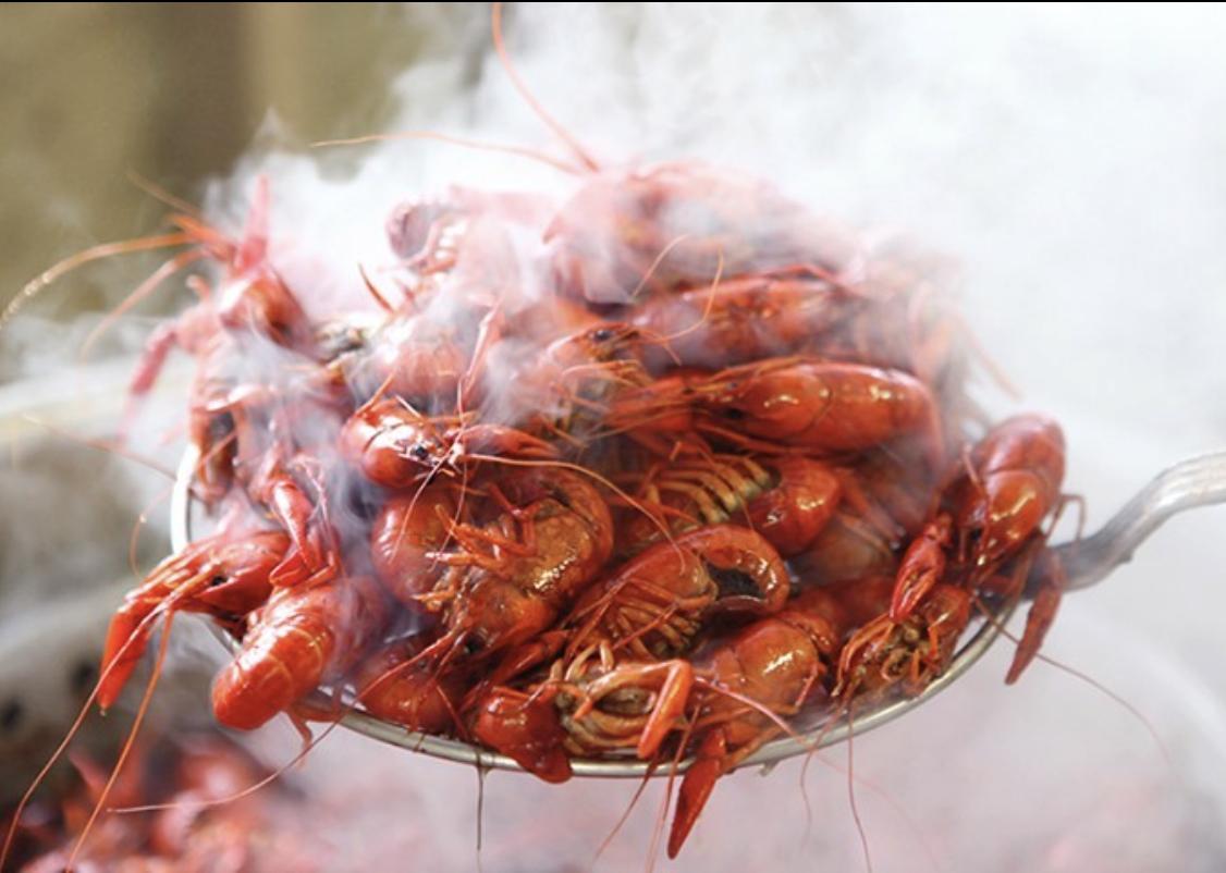 6 Crawfish Boils April 23-25