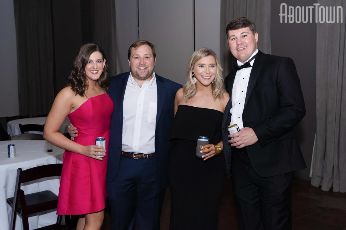 Caroline and Mason Lee, Katie Mundy, Blake Davis