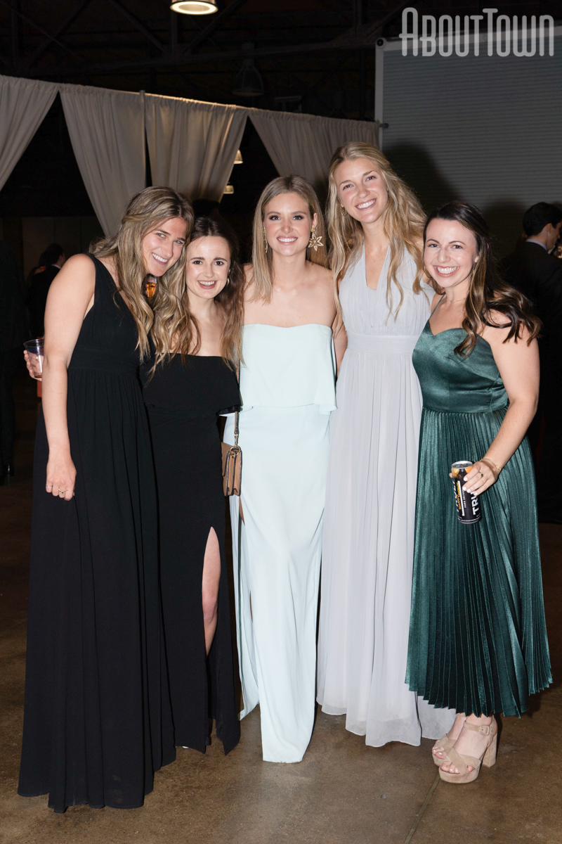 Trina Leary, Hannah Rose Cash, Gracie Knapp, Sara Kathryn Brumbelow, Elizabeth Lamm