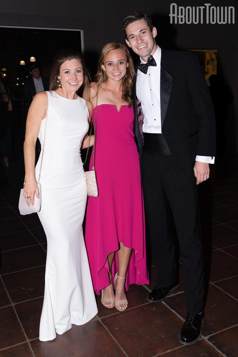 Ryam Kirk, Katherine Dodson, Emily Roberts