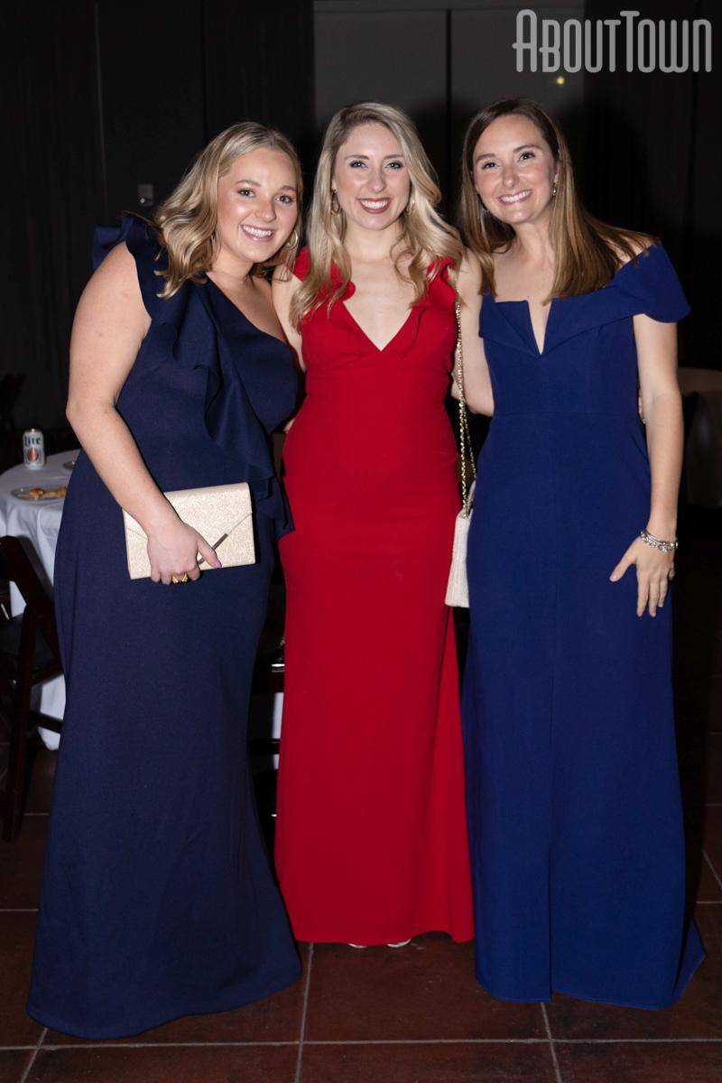 Kacy Wilson, Sarah Rayborn, Kaitlyn Stephens