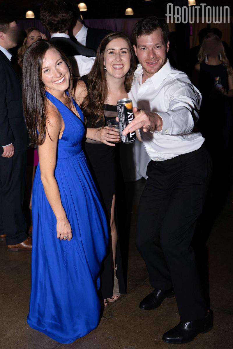 Kayla Trigg, Molly Waldren, Harris Richie