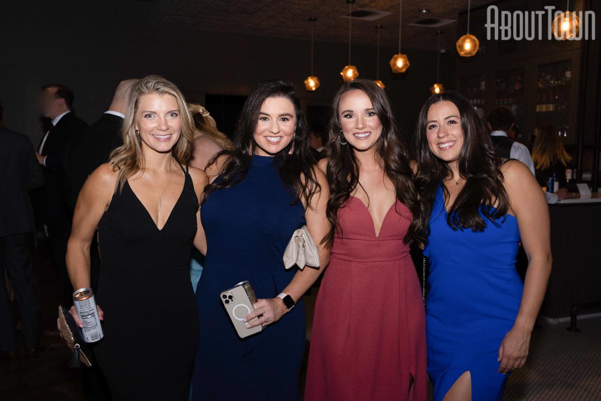 Rylee Marsh, Paula DiBenedetto, Taylor Justice, Victoria Giatina