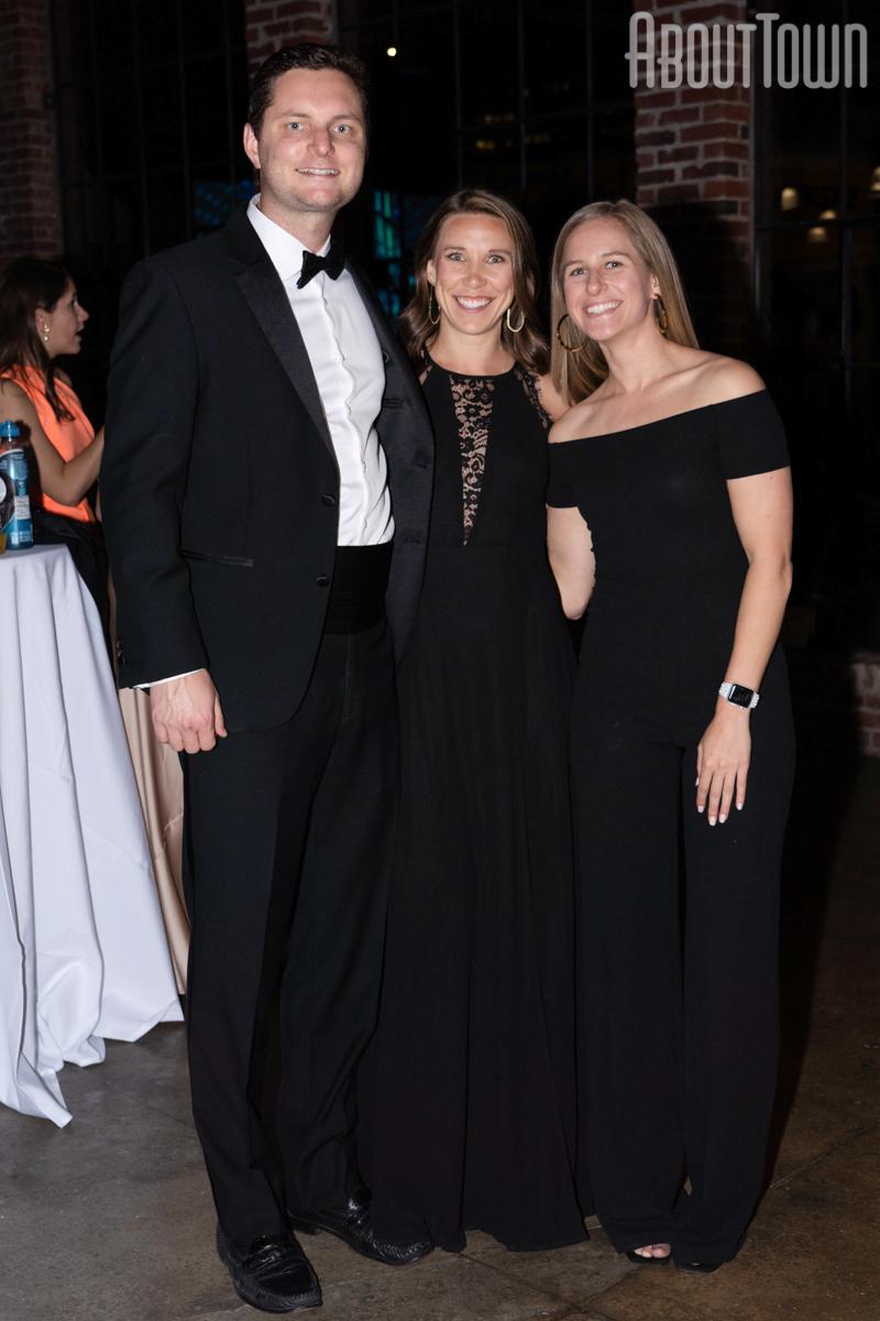 Clark Morson, Dana Morson, Erin Budny