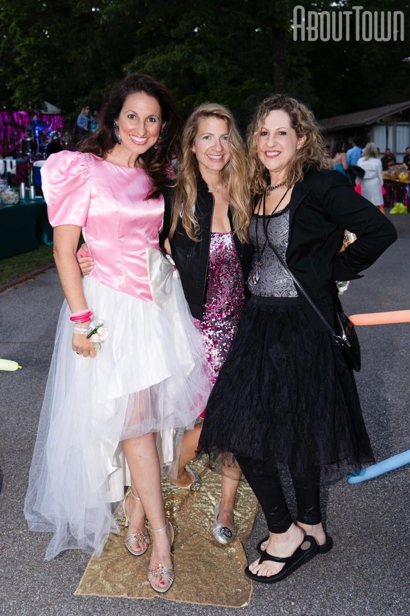 Christina Powell, Lindsay Waddell, Kim Eriksson