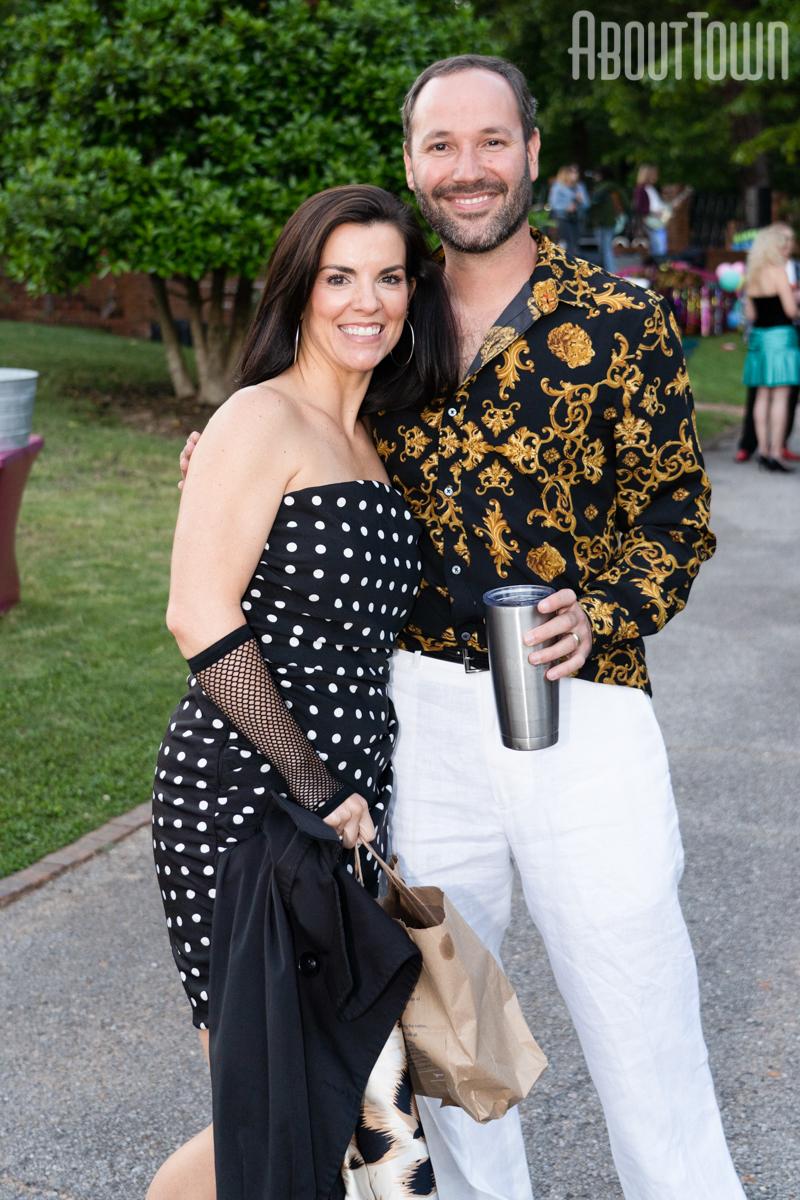 Susan and Davis Ozier