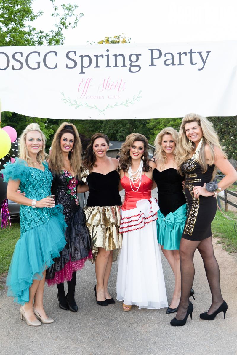 Rachel Holt, Britney Bernstein, Kibbe Jones, Morgan Kelly, Krisalyn Crye, Katie Parnell Robinson
