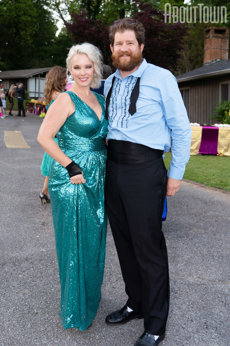 Whitney and Andrew Worley