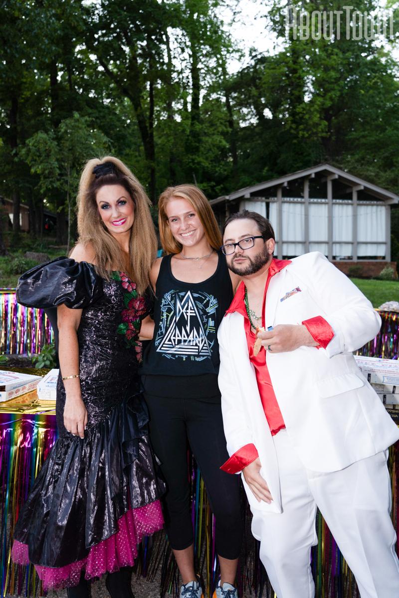 Britney and Jacelynn Bernstein, Ransom Kelly