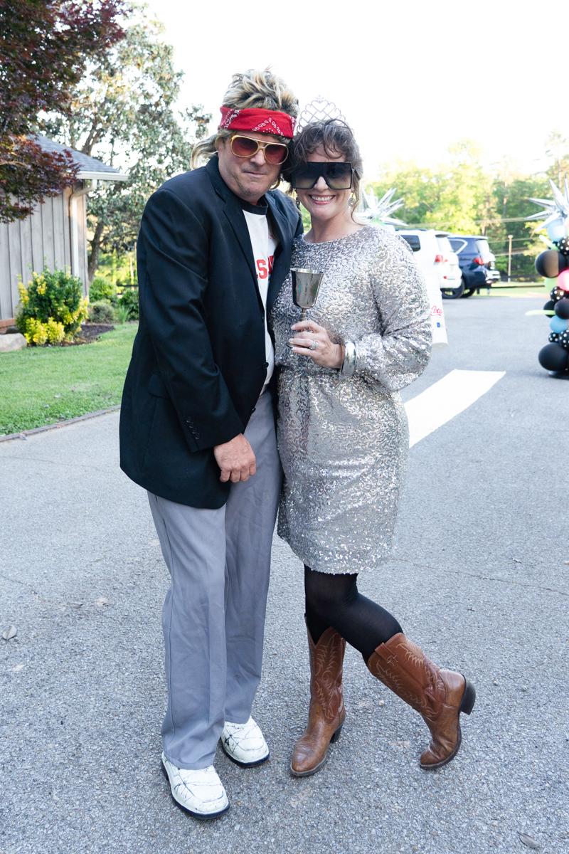 Dan and Sally Williams