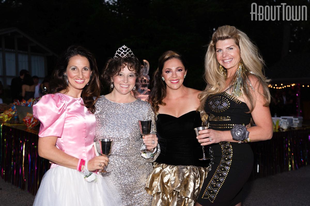 Christina Powell, Sally Williams, Kibbe Jones, Katie Parnell Robinson (Past & Present Members)