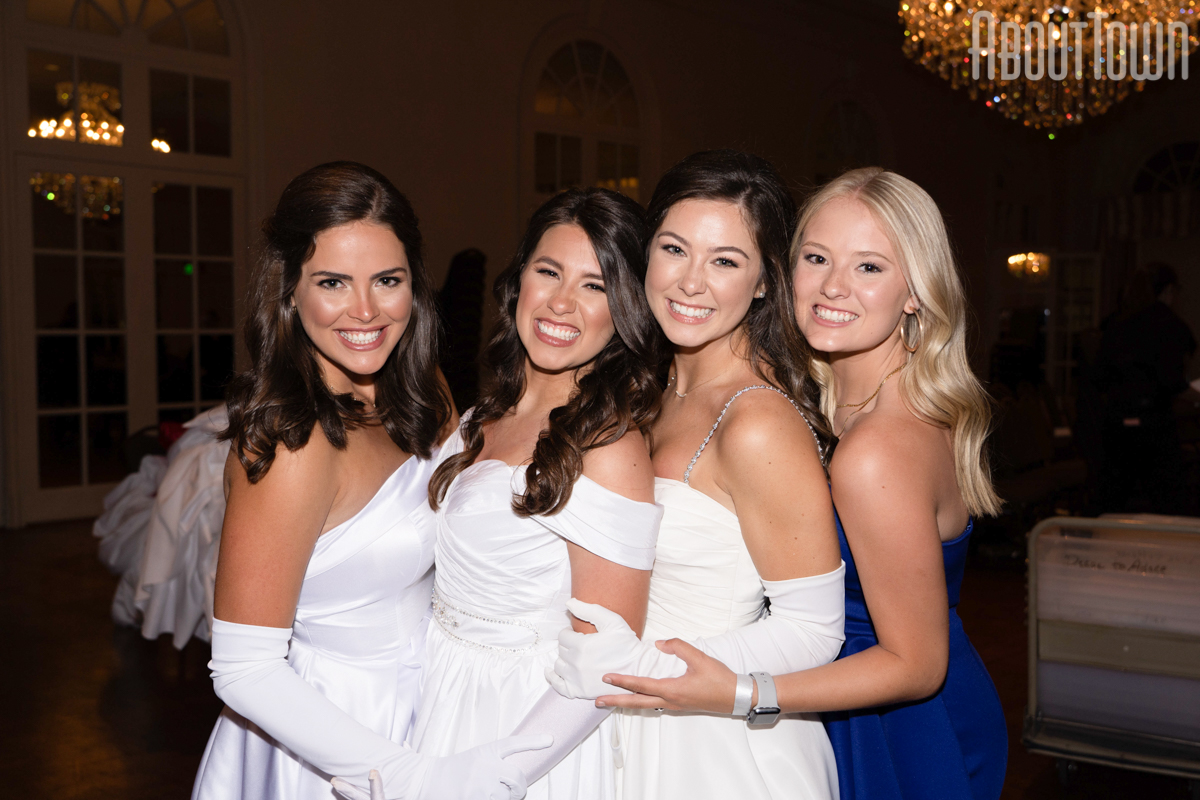 Mary Cate Saville, Caroline Branche, Emily Anne Beauchaine, Elly Curtis