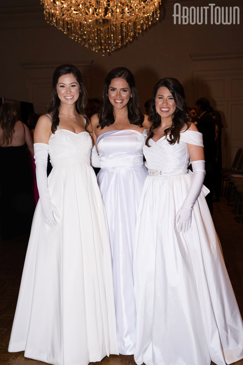 Emily Anne Beauchaine, Mary Cate Saville, Caroline Branche