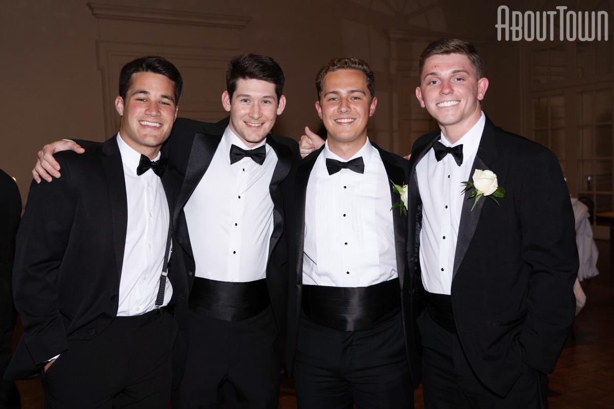 Cody Diemont, James G. Beauchaine, Blake Armstrong, Rett Waggoner
