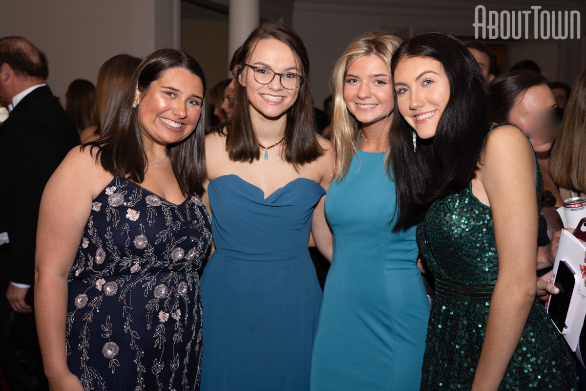 Ella Sweeney, Abigail Bowers, Sarah Chapman, Emma DeMarco