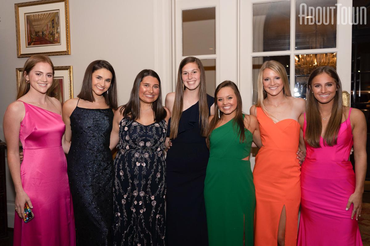 Raleigh Robinson, Maggie Evans, Ella Sweeney, Anna Causey, Maddie Hagler, Lydia Powell, Carlisle Barranco