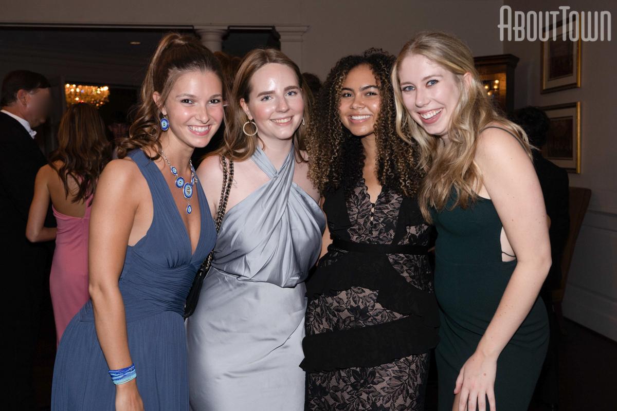 Jordan Beam, Sarah Leos, Kendall Carter, Samantha Meadows