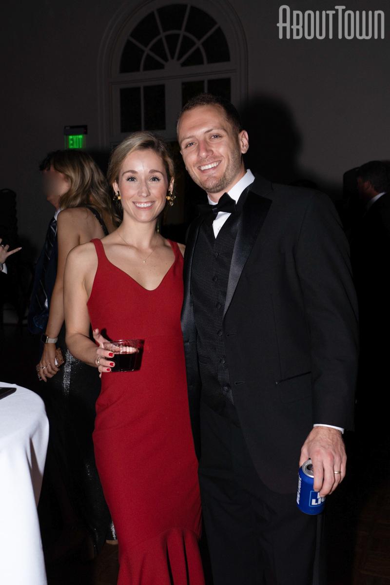 Anna and Ryan Raspino