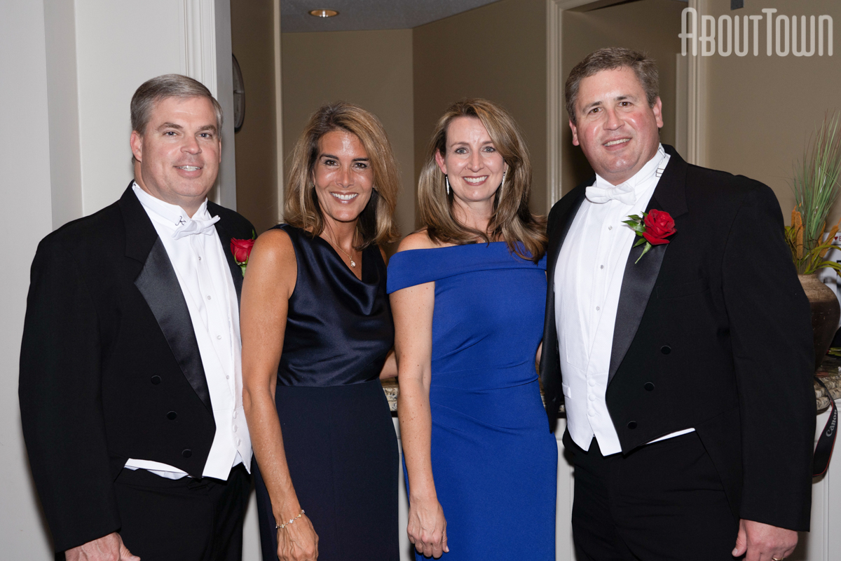Brad and Nancy Gray, Jane and John Bochnak