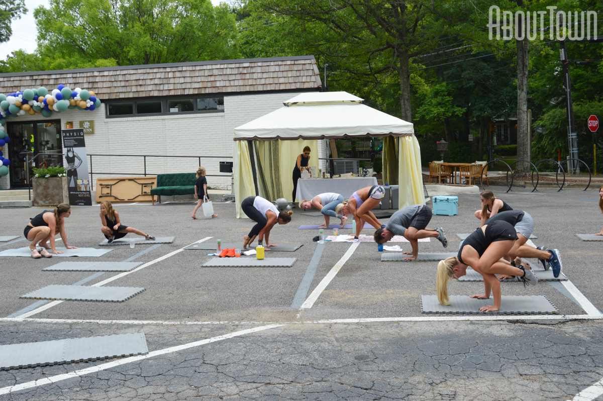 Yoga with Laura from Trifusion
