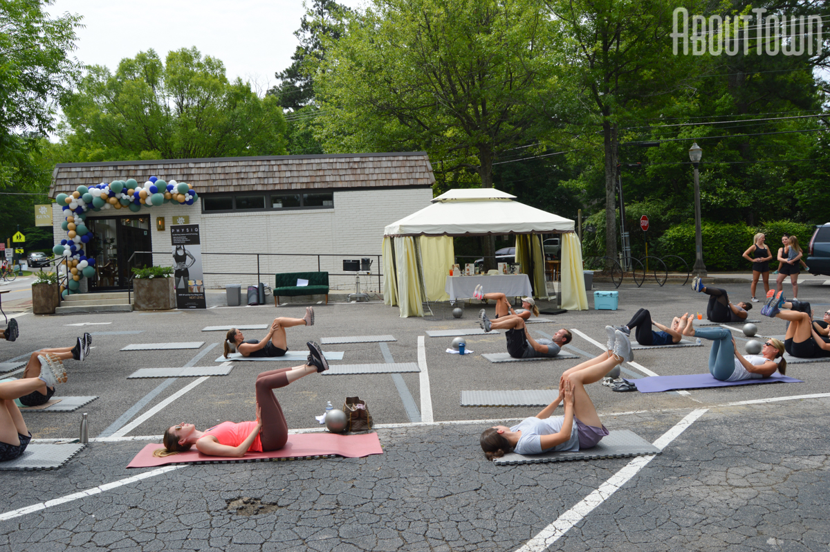 Core Blast with Kaci from Trifusion