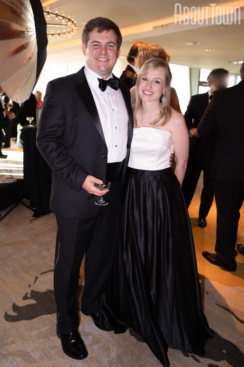 Trey and Katherine Pollard