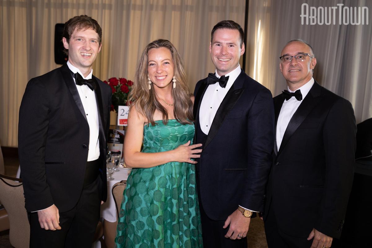 Andrew McDonald, Sarah and Samuel Marcrom, John Fiveash