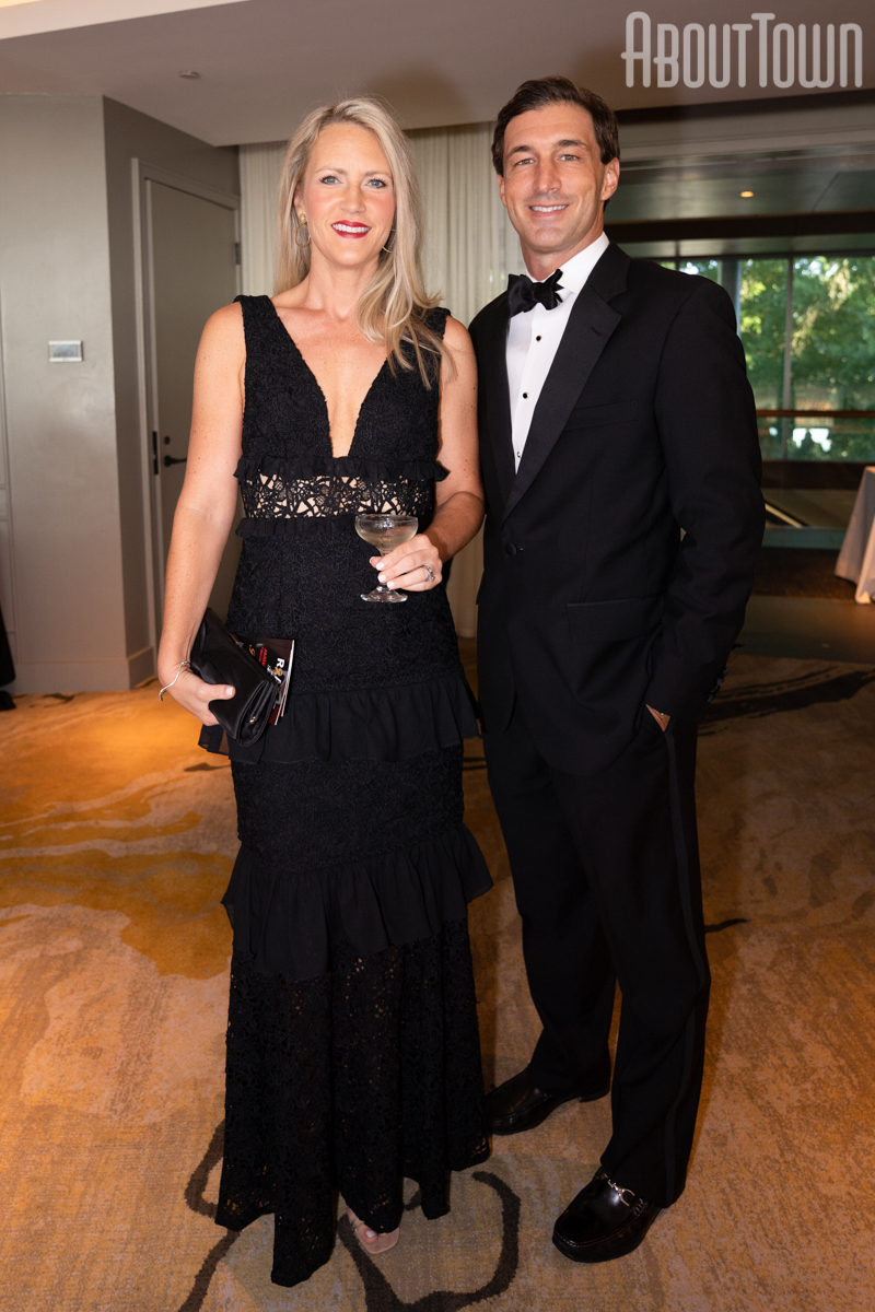 Meredith and Gary Rehm
