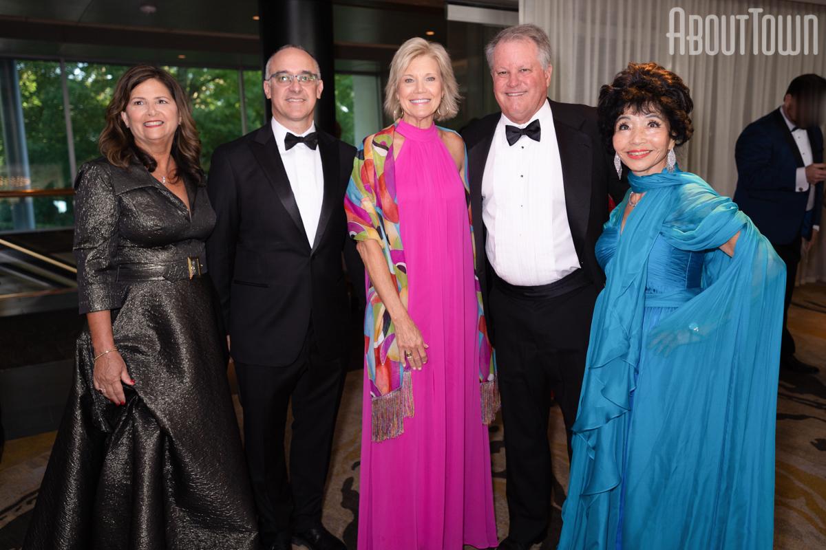 Mona Stephens, Dr John Fiveash, Carolyn Howell, Frank Bromberg, Julie Kim