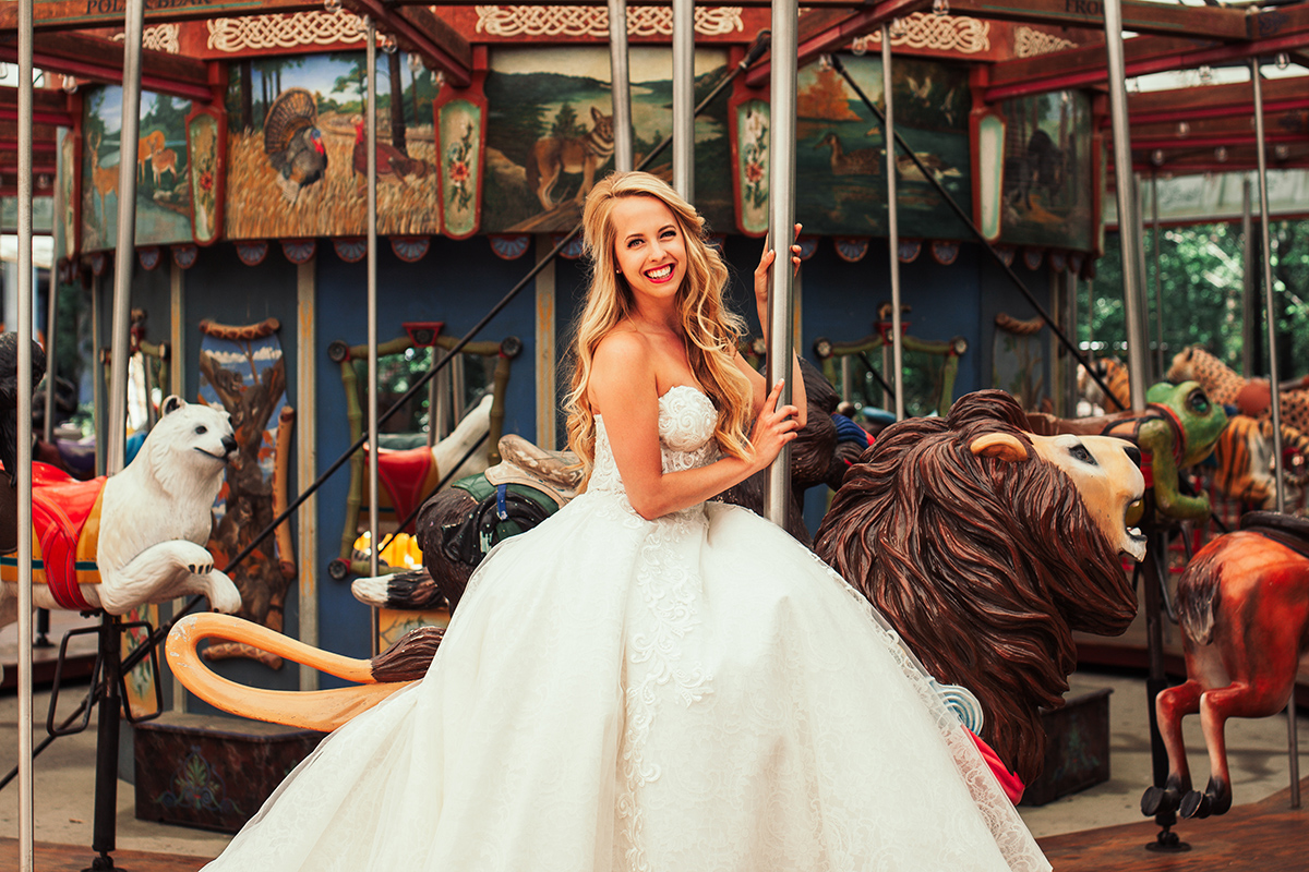 """Saying """"I Do"""" at the Zoo"""