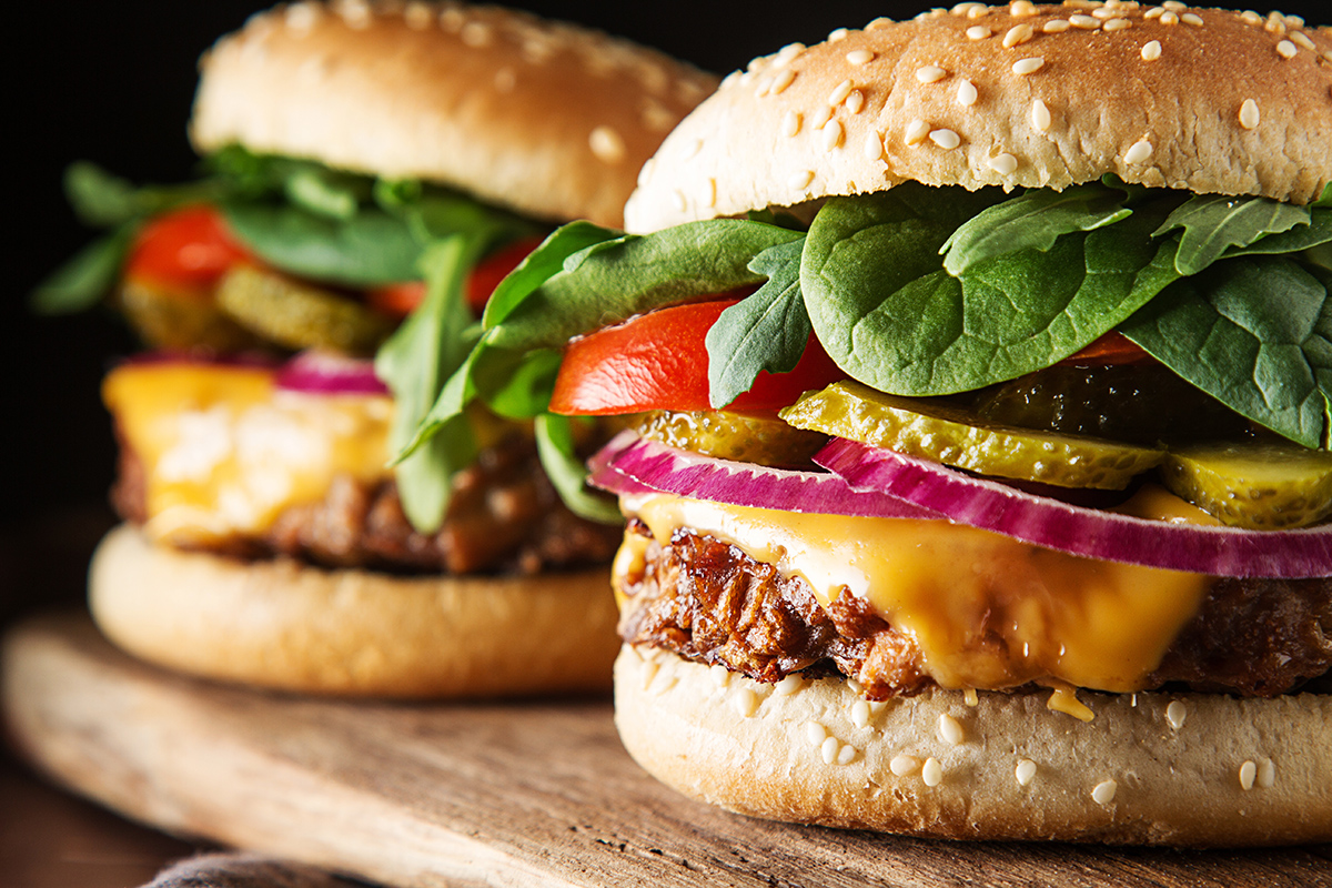 10 Delicious Veggie Burgers in Birmingham