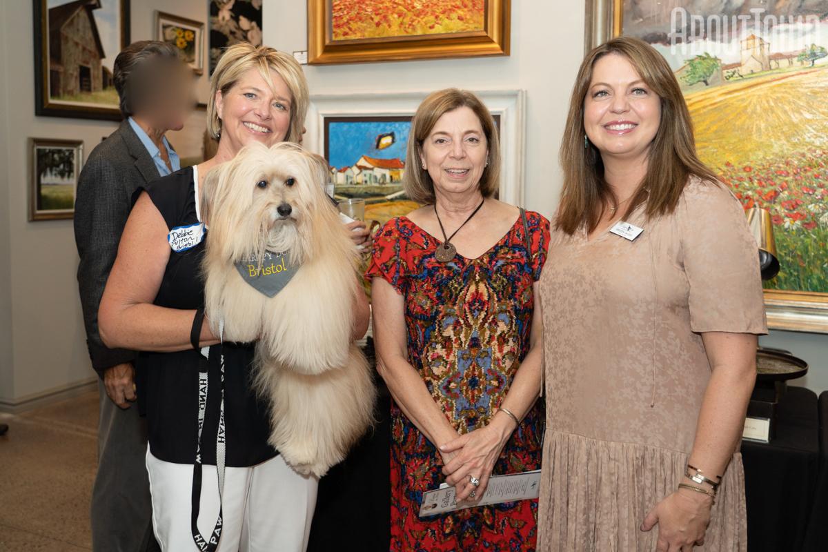 Debbie Fulton, Carol and Kristen McGree