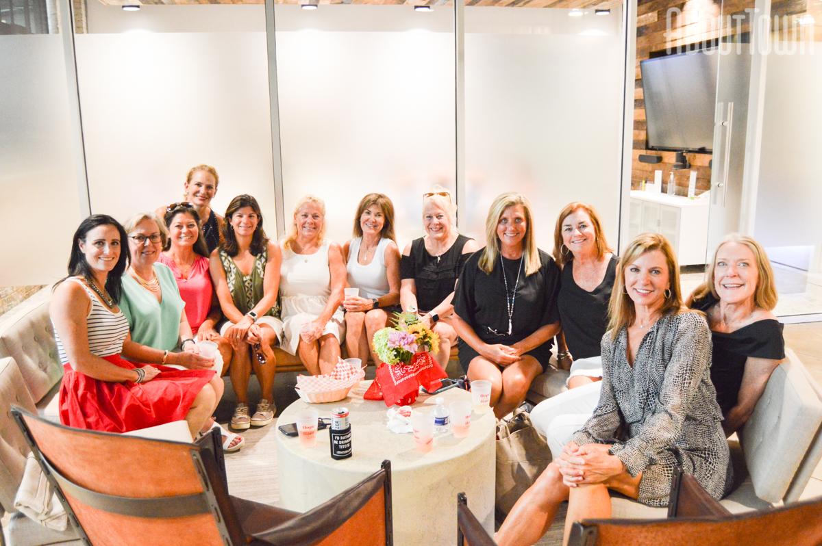 Tracy Hayden, Peggy Hsu, Karen Keene, Ramona Cunningham, Diana Daniel, Laurie Bennett, Deanna Carroll, Liz Williford, Susan Waldrop, Brynee Koretzky, Kelly Pruitt, Linda Sink