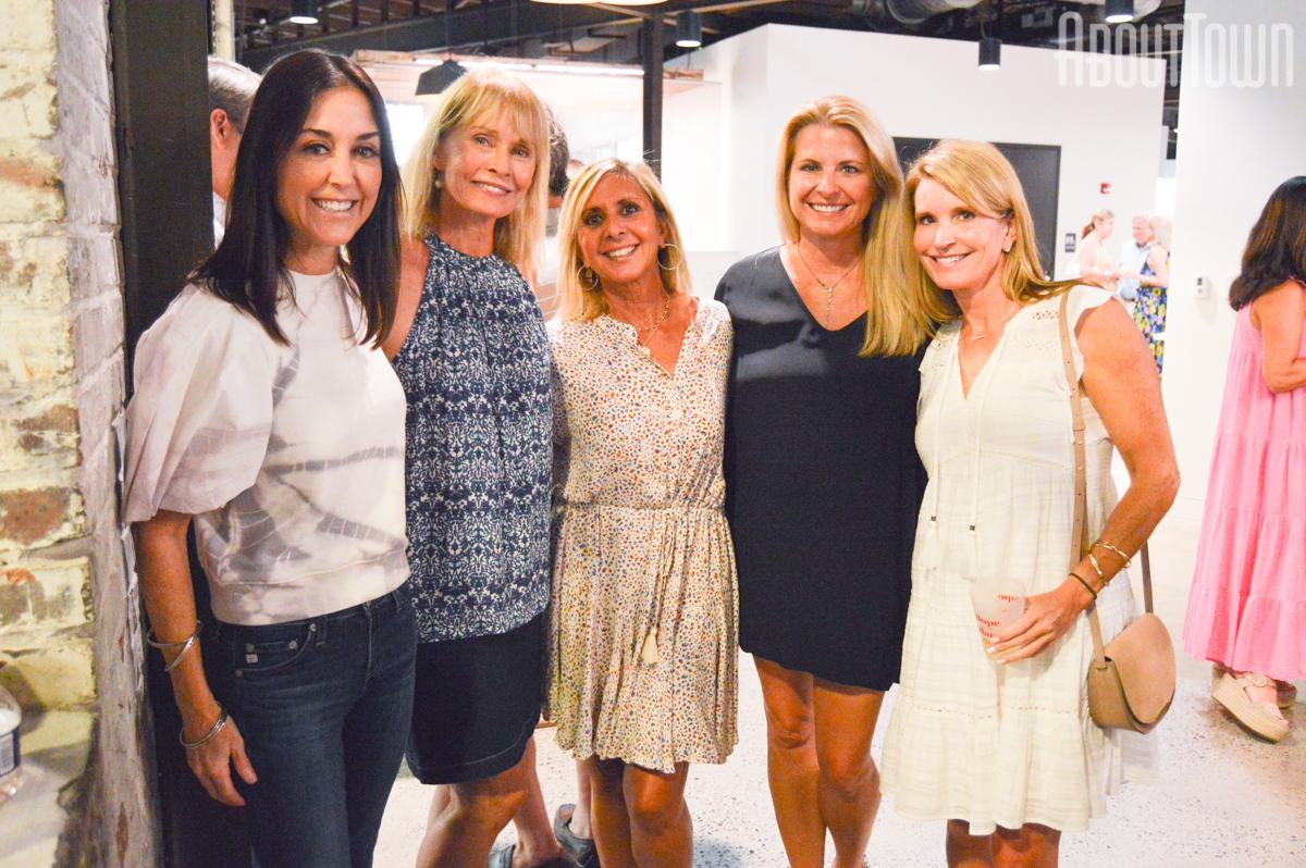 Kelli Kelly, Suzanne LeJeune, Lucy Parker, Debbie Chandler