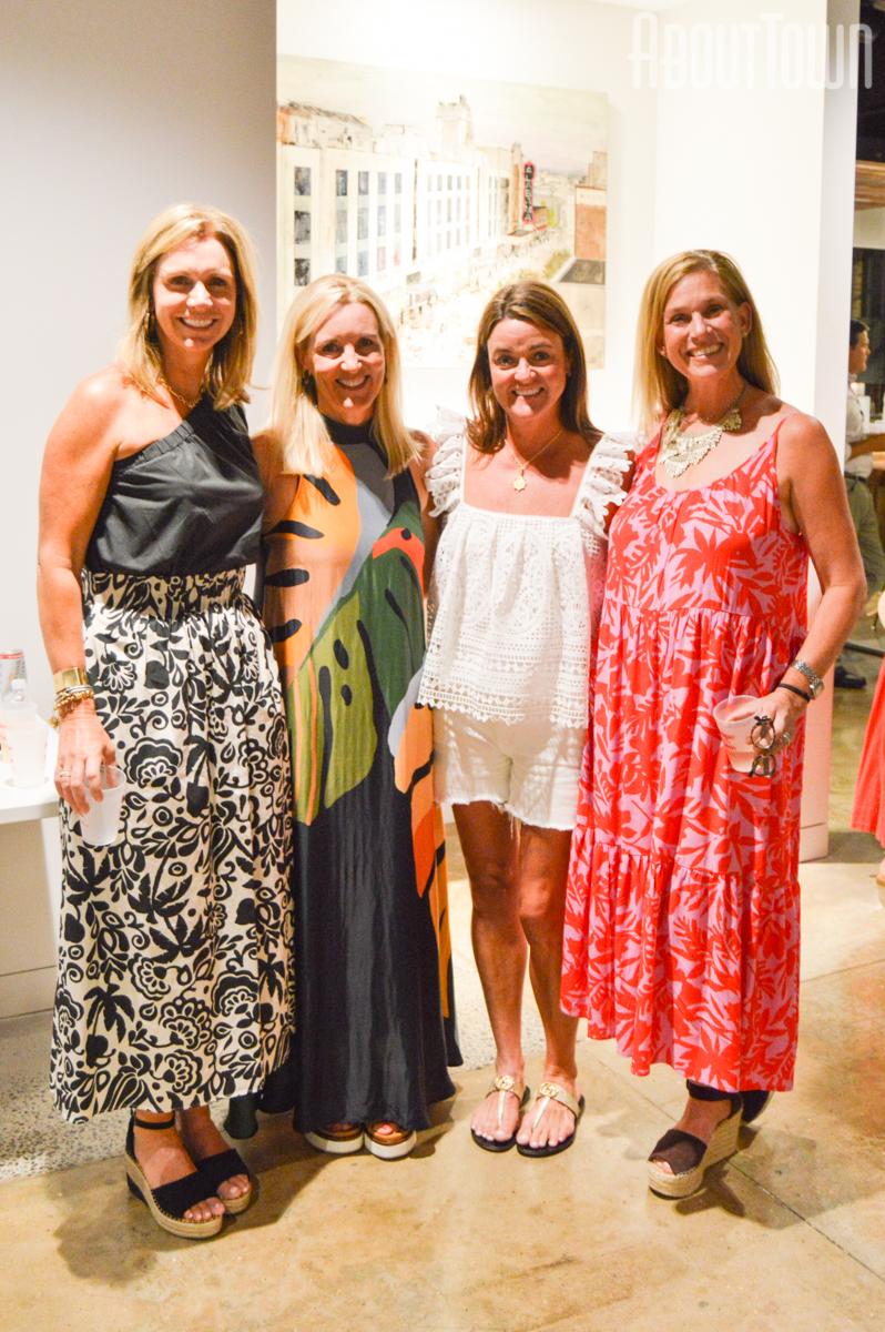Tricia Golden, Adelaide Vandevelde, Mary Elaine Jolly, Wendy Barze