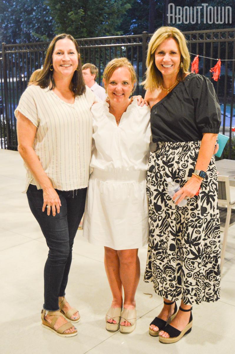 Tricia Golden, Marianne Wilson, Tanya Stutts