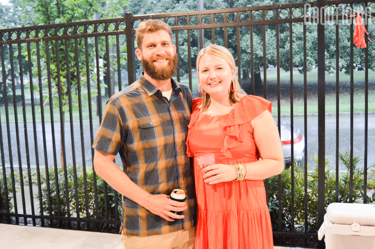 Maggie and Mitch Carter