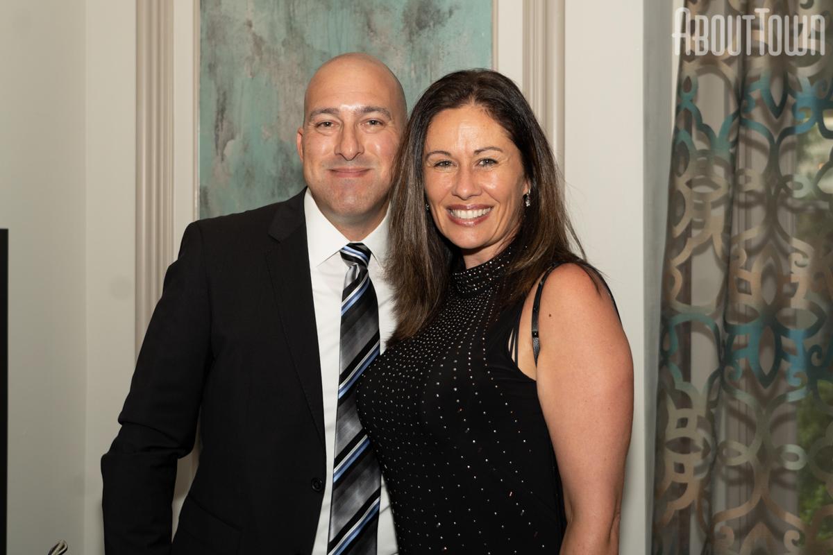 Kevin and Sarina Ruggiero