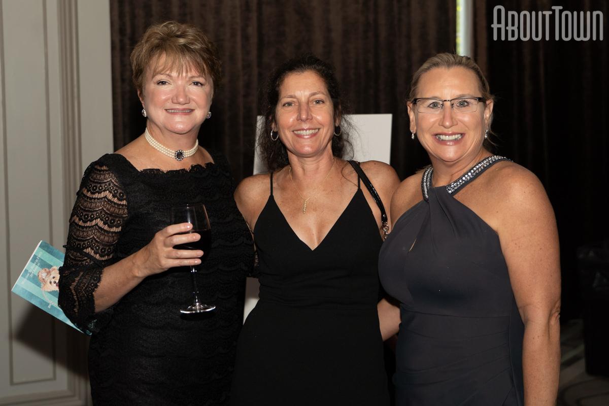 Melissa Lumpkin, Susan Nelms, Charnita Kirby