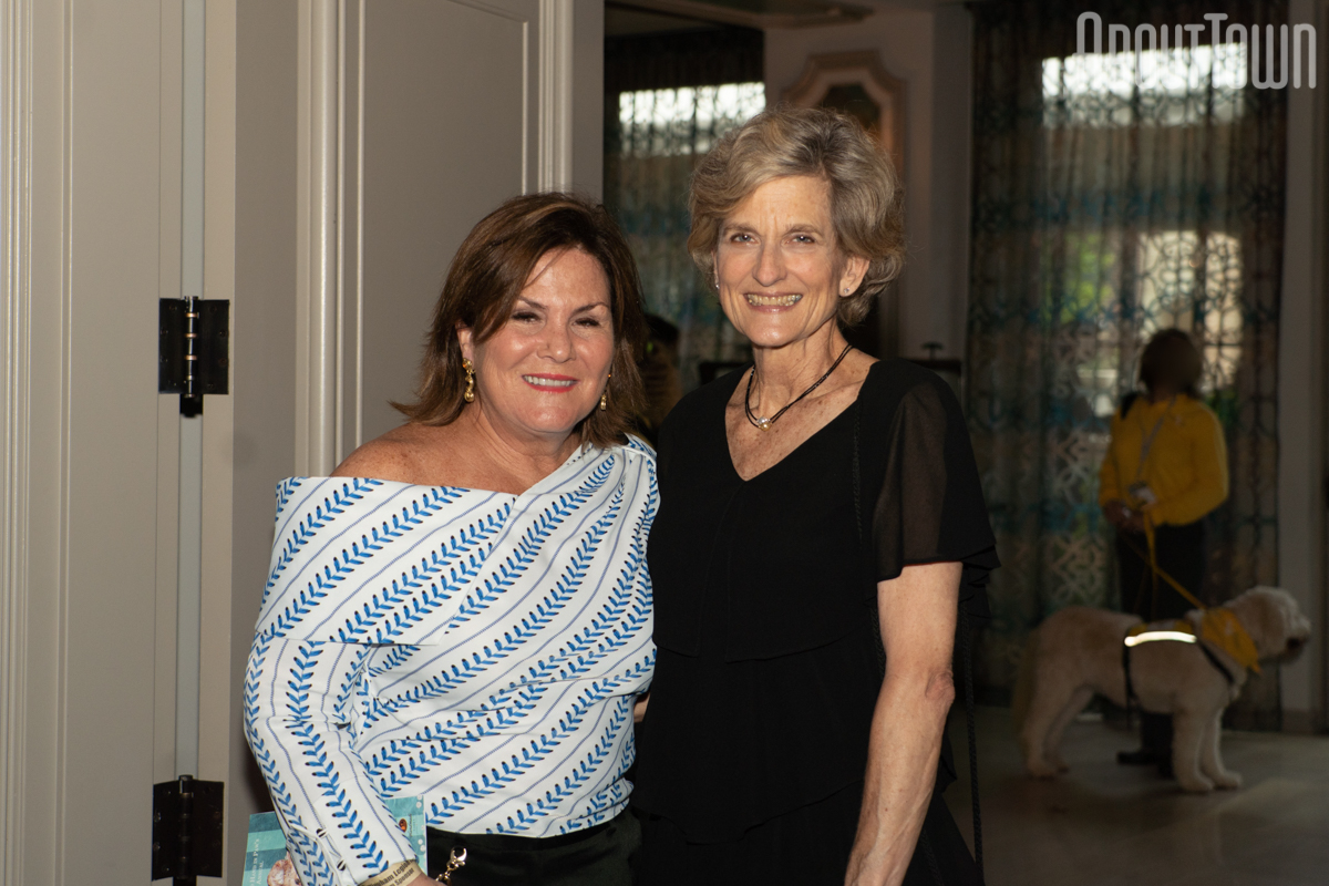 Katie Lasker, Nancy Burton