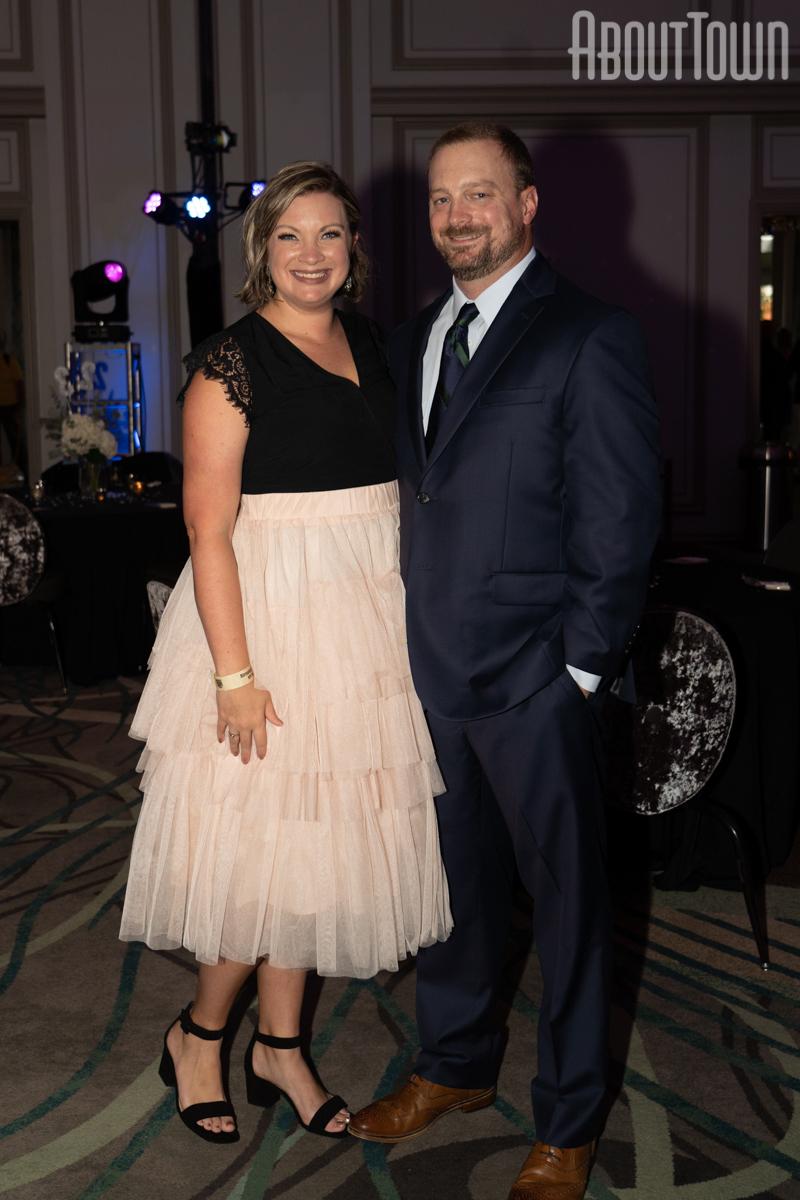 Katey and Jason McDuffie