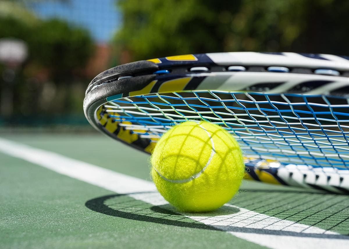 Local Program Teaches Tennis, Life Skills