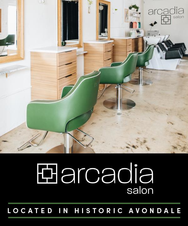 Arcadia Salon