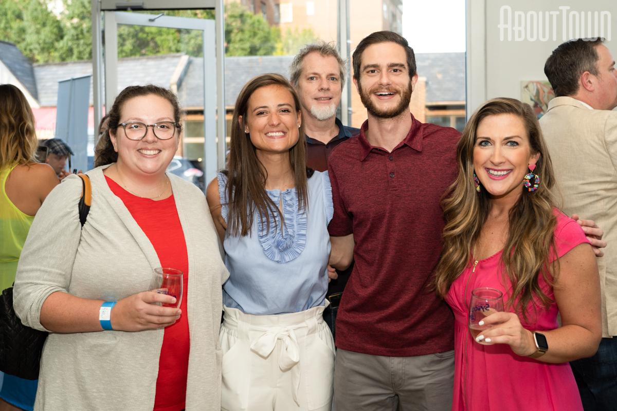 Katie Beck, Emily Whitmire, Grant Tatum, Eric Biancalana, Audrey Pannell