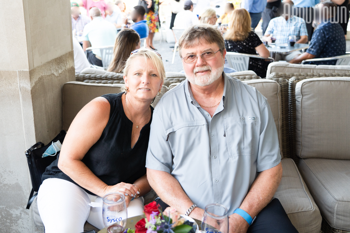 Dianne and Troy Tubbs